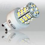 G9 LED Leuchtmittel mit 48 SMD LED