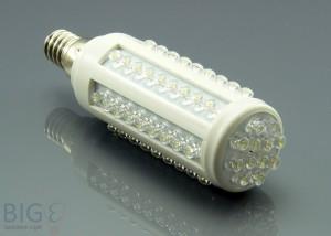 66 LED E14 Birne ersetzt 30 Watt Glühbirnen